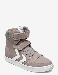 SLIMMER STADIL HIGH JR - baskets montantes - frost grey