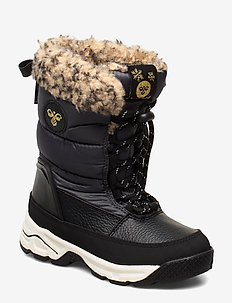 SNOW BOOT JR - ASPHALT