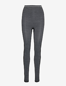 hmlGEMMA SEAMLESS TIGHTS - BLACK