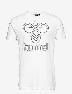 hmlPETER T-SHIRT S/S - WHITE