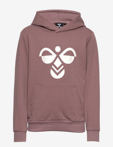 hmlCUATRO HOODIE - hoodies - twilight mauve