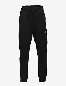 hmlPLESS PANTS - BLACK