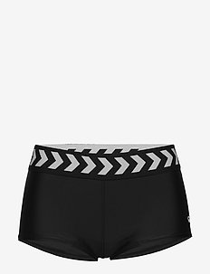 hmlZONE SWIM HOTPANTS - BLACK