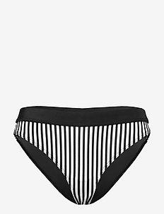 hmlMOYA SWIM TANGA - bikiniunderdeler - black