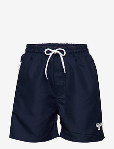 hmlDELTA BOARD SHORTS - swimshorts - black iris