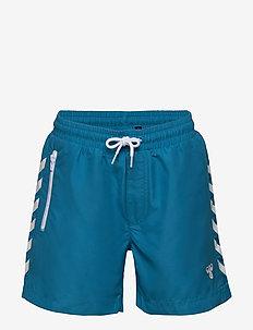 hmlDELTA BOARD SHORTS - badehosen - mediterranian blue