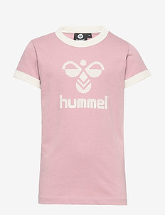 hmlKAMMA T-SHIRT S/S - MAUVE SHADOW