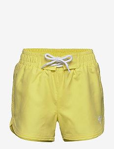 hmlCOCO SWIMSHORTS - swim shorts - limelight