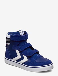 STADIL PRO JR - baskets montantes - mazarine blue