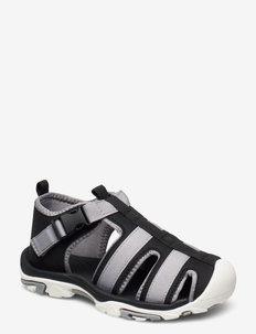 SANDAL BUCKLE INFANT - sandals - black