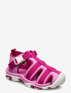 SANDAL BUCKLE INFANT - sandals - fuchsia pink