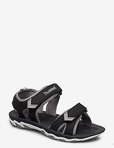 SANDAL SPORT JR - sandals - black