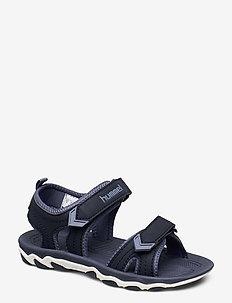 SANDAL SPORT JR - sandals - blue nights