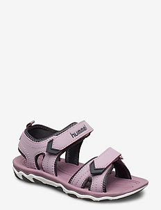 SANDAL SPORT JR - sandals - mauve shadow