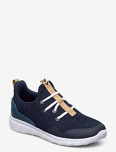 ACTUS TRAINER JR - sneakers - blue nights