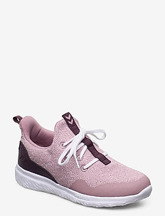 ACTUS TRAINER JR - baskets - mauve shadow