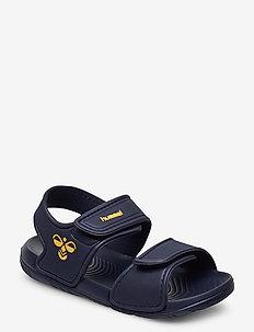 PLAYA JR - sandals - blue nights