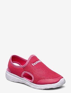PLAYA ACTUS JR - flip flops - claret red
