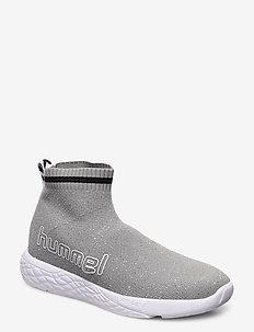 TERRAFLY SOCK RUNNER JR - baskets - silver