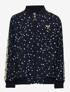 hmlHANNE SOFTSHELL JACKET - softshell jacket - night sky