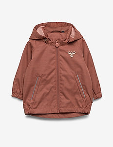 hmlBASSA JACKET - jackets - cedar wood