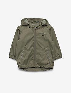 hmlBASSA JACKET - jackets - deep lichen green
