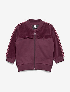 hmlTALA ZIP JACKET - FIG