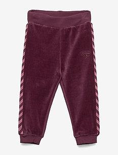 hmlTALA PANTS - sweatpants - fig