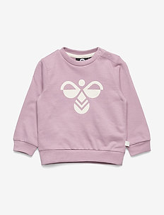 hmlLEMON SWEATSHIRT - bluzy - mauve shadow