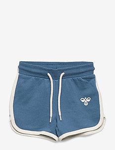 hmlMARK SHORTS - shorts - stellar