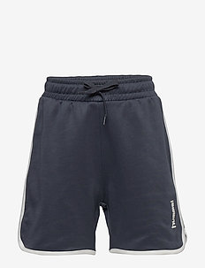 hmlFELIX SHORTS - shorts - blue nights