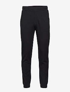 hmlLAURI REGULAR PANTS - BLACK