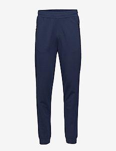 hmlLAURI REGULAR PANTS - pantalons - black iris