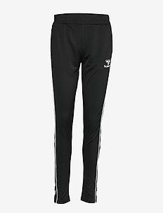 hmlJINA SLIM PANTS - joggebukser - black