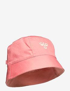 hmlQUINN HAT - sun hats - coral pink