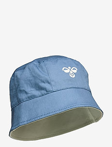hmlQUINN HAT - sun hats - sea foam