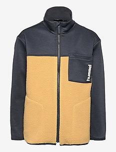 hmlOSCAR ZIP JACKET - insulated jackets - blue nights