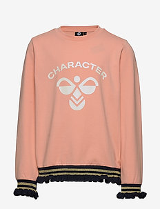 hmlBETTE T-SHIRT L/S - manches longues - coral pink