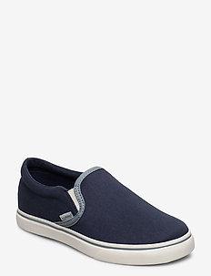 SLIP-ON JR - sneakers - blue nights