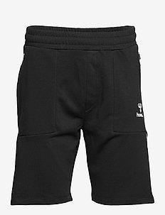 hmlAAGE 2.0 SHORTS - casual shorts - black