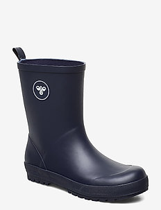 RUBBER BOOT JR. - bottes en chaouthouc - black iris