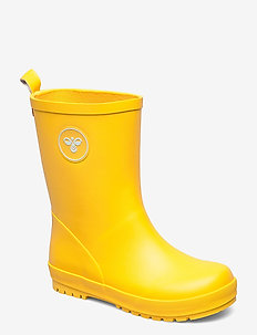 RUBBER BOOT JR. - bottes en chaouthouc - sports yellow