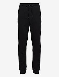hmlISAM REGULAR PANTS - pantalons - black