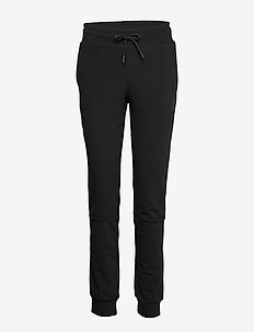 hmlNONI REGULAR PANTS - byxor - black