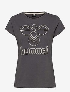 hmlSENGA T-SHIRT S/S - logo t-shirts - magnet