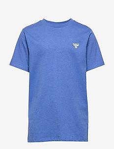 hmlUNI T-SHIRT S/S - AMPARO BLUE