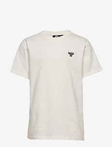 hmlUNI T-SHIRT S/S - WHISPER WHITE