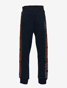 hmlHECTOR PANTS - spodnie dresowe - blue nights