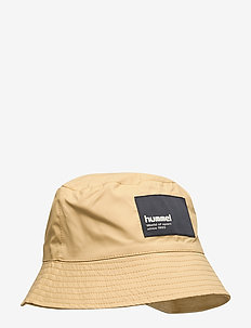 hmlBULLY HAT - sun hats - prairie sand