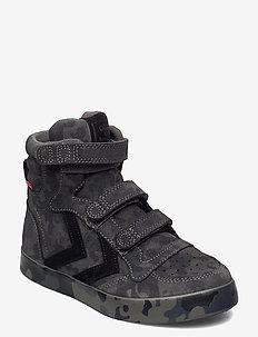 STADIL CAMO JR - high tops - black